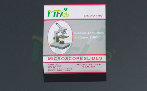 Glass slides Standard Grade