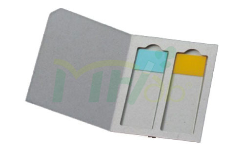 Paper Paper Slider Mailer for 2 pieces Slides