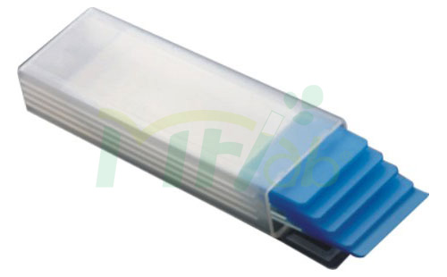 Plastic Slider Mailer for 5 pieces Slides