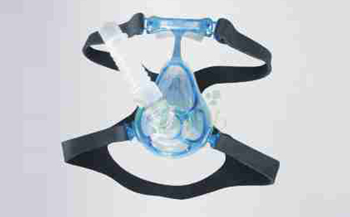 LB3041 Silicone CPAP Mask