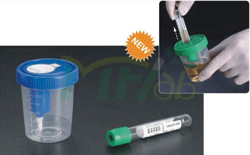 Urine collection system